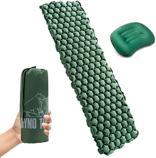 Ryno Tuff Sleeping Pad for Camping Ultralight