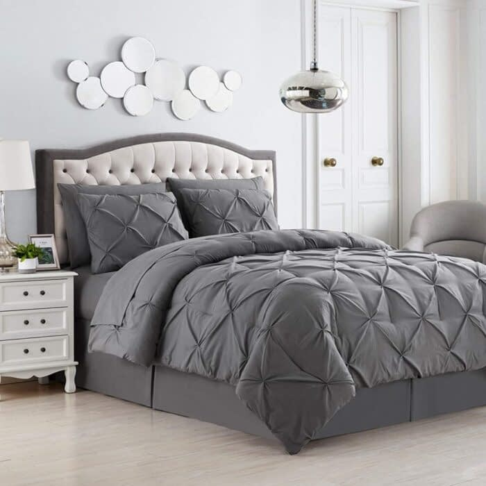 how to wrap a comforter set