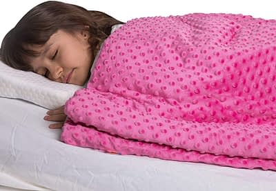 Super Soft Weighted Blanket for Kids