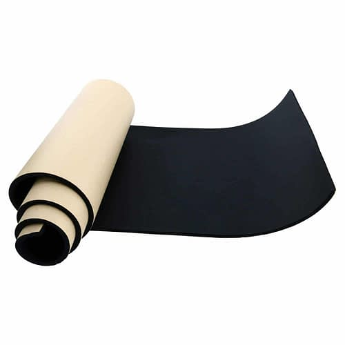 Homend sponge rubber sheet