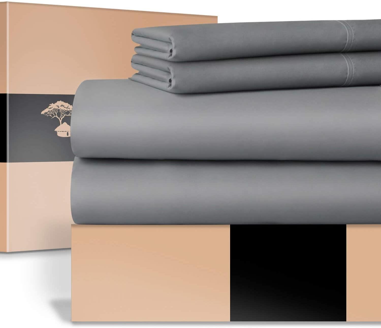 Egyptian Cotton Sheets Set