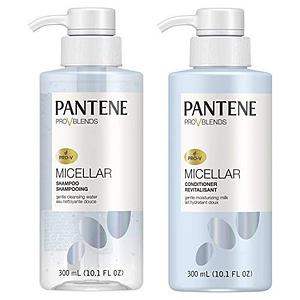Pantene Sulfate Micellar Water Shampoo