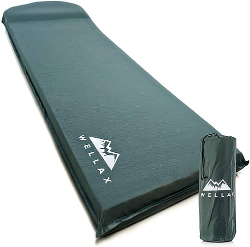WELLAX UltraThick FlexFoam Sleeping Pad