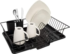 Sweet Home Collection Dish rack Drainer Drain Board