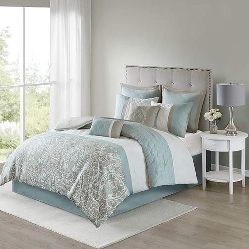 510 DESIGN Shawneel 8 Piece Bedding Comforter Set