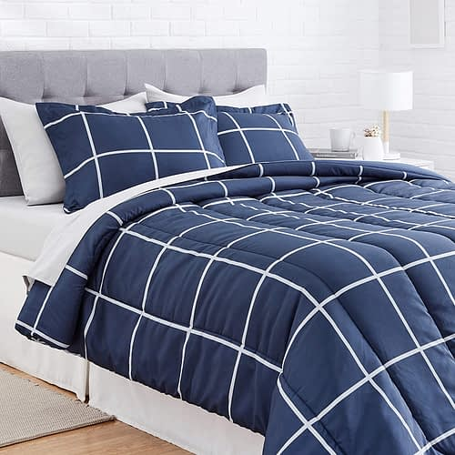 Queen comforter sets under 30$