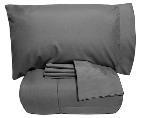 Cheap twin bedding in a bag 2021