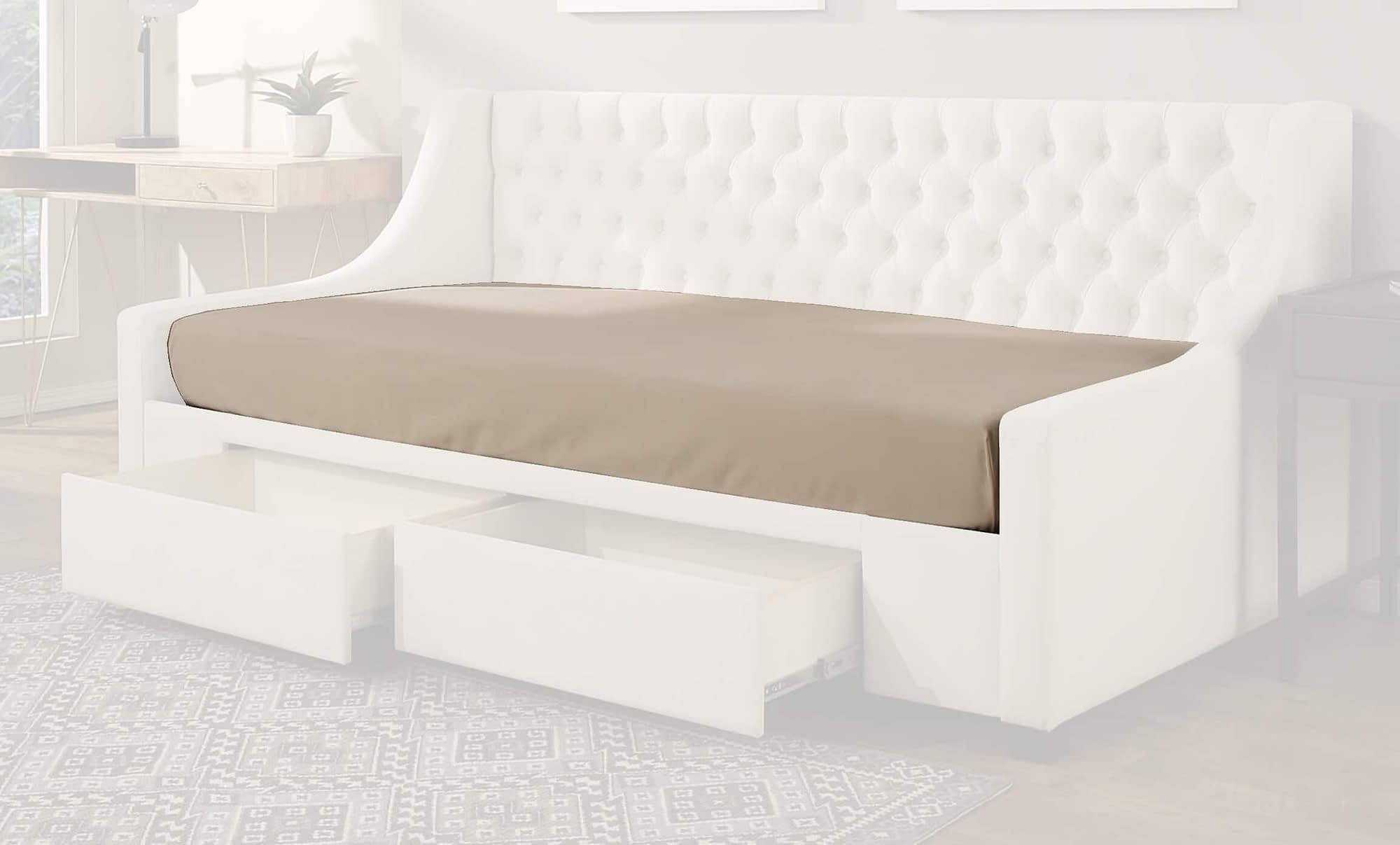 Best Twin Mattress For Daybed