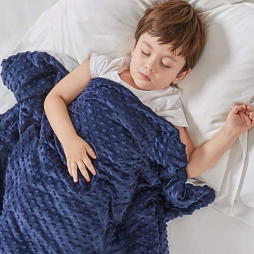 Degrees of Comfort Kids Weighted Cooling Blanket Kids