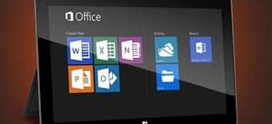 Best Tablets with Microsoft Office Already Installed