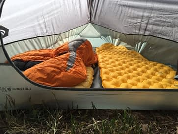 best sleeping pad under 50
