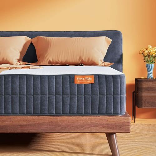 Sweetnight Queen Gel Memory Foam mattress