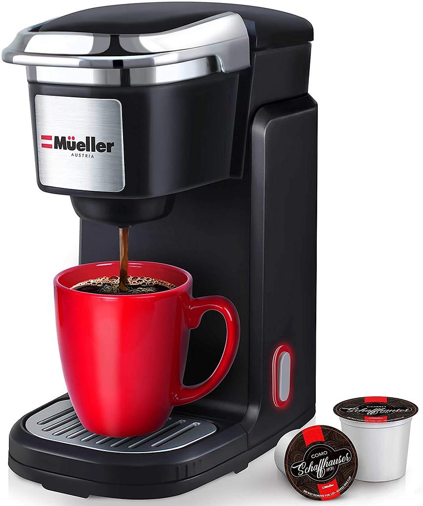 Mueller Ultimate Brewmaster Single Serve Coffee Maker