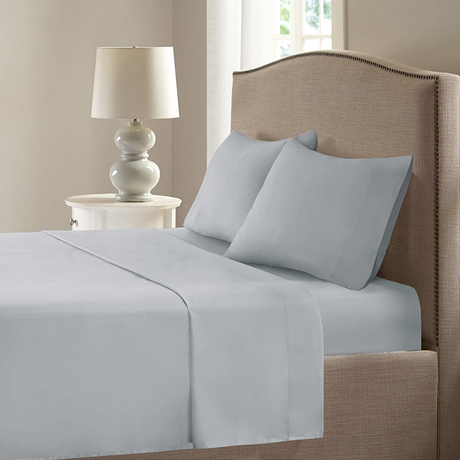 Comfort Spaces Coolmax Moisture Wicking Bed Cooling Sheets