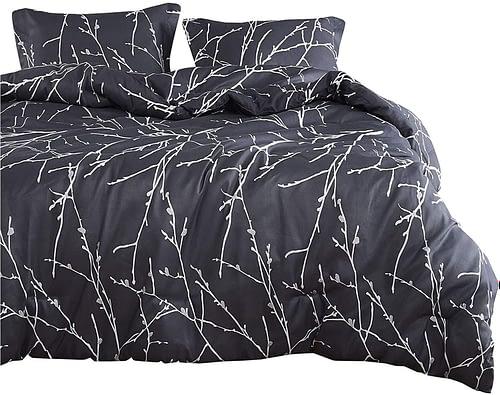 Wake In Cloud - Tree Comforter Set