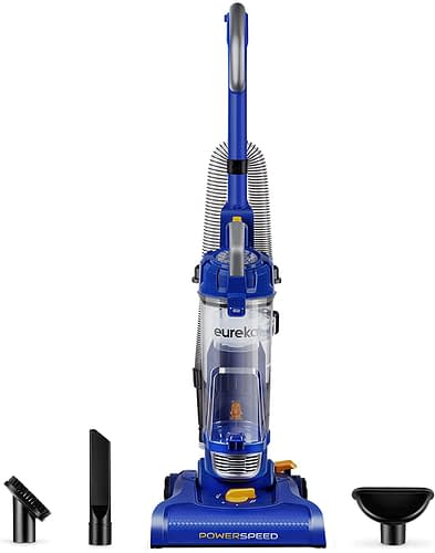 Eureka NEU182A PowerSpeed Bagless Upright Vacuum Cleaner