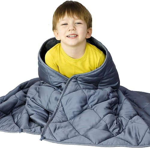 WONAP Cooling Weighted Blanket for Kids