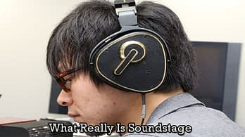 What is soundstage in headphones?