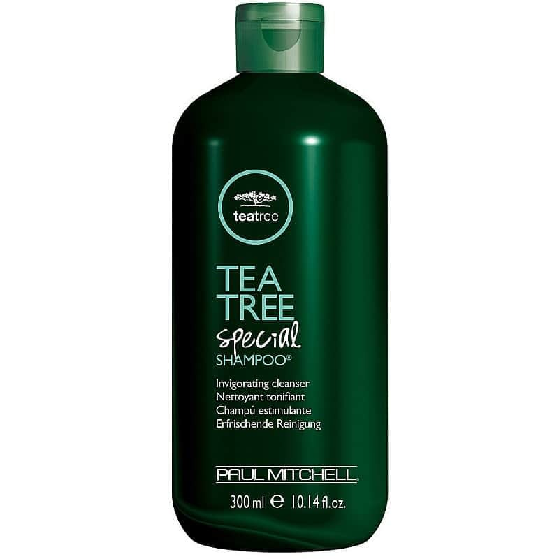 Tea Tree Special shampoo for oily hair