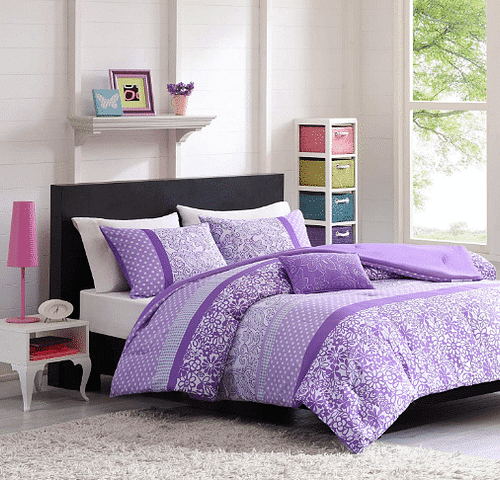 Mi Zone Riley Twin Comforter Bedding Set