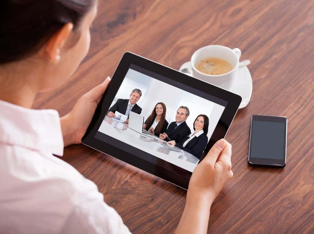 best tablets for zoom conferencing